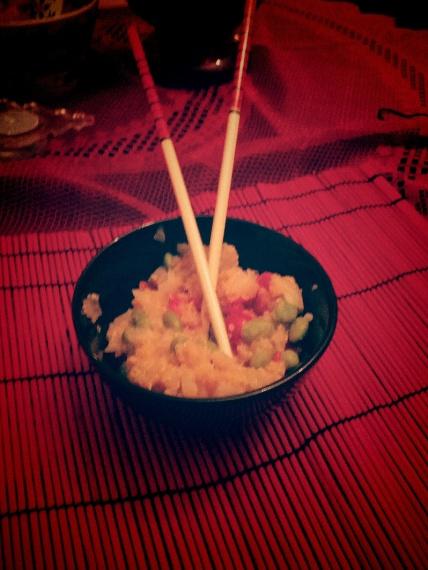 Quinoa Edamame Salad